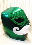 Adult Mr. Azerbaijan Replica Mask
