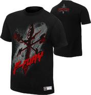 Brock Lesnar F-5 Fury T-Shirt