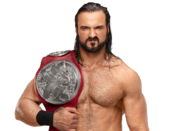 DrewMcIntyre Raw Tag Team Champion