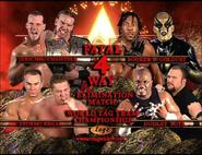 Fatal 4 Way Armageddon 2002