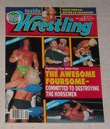 Inside Wrestling - September 1990