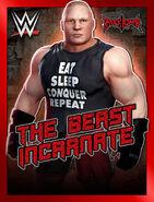 WWE Champions Poster - 010 BrockLesnarModern01