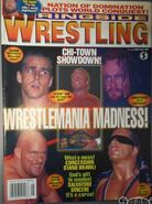 Wrestling Ringside - May 1997