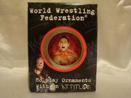 1998 WWF Ken Shamrock Ornament