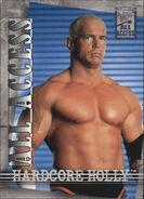 2002 WWF All Access (Fleer) Hardcore Holly 23