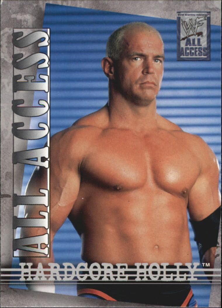 2002 WWF All Access (Fleer) Hardcore Holly (No 23) | Pro Wrestling
