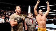 Antonio Cesaro gana a Cody Rhodes2