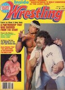 Inside Wrestling - January 1983