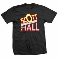 Razor Ramon Scott Hall Gear T-Shirt