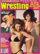 Sports Review Wrestling - September 1977