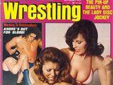 Sports Review Wrestling - September 1977