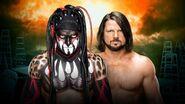 TLC 2017 Finn Balor vs. AJ Styles