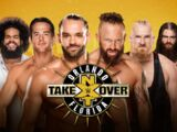 NXT TakeOver: Orlando Eight-Person Mixed Tag Team Match