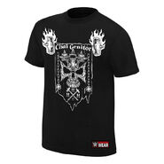 Triple H Creator of Havoc Authentic T-Shirt