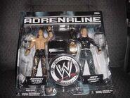 WWE Adrenaline Series 23 Jeff Hardy & Johnny Nitro