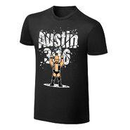 WWE x NERDS Stone Cold Steve Austin Austin 3 16 Cartoon T-Shirt