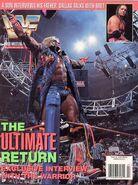WWF Magazine July 1996