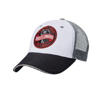 WrestleMania 36 White-Grey Mesh Trucker Hat