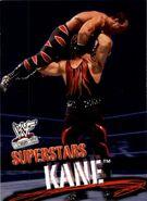 2001 WWF WrestleMania (Fleer) Kane 43