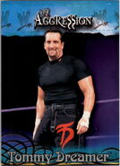 2003 WWE Aggression Tommy Dreamer 39