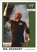 2008 WWE Heritage IV Trading Cards (Topps) Mr. Kennedy 38