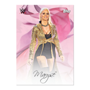 2019 WWE Mother's Day (Topps On-Demand) Maryse 4
