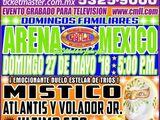 CMLL Domingos Arena Mexico (May 27, 2018)