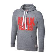 Hulk Hogan Hulk Rules Tri-Blend Pullover Hoodie Sweatshirt