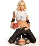 Michelle McCool As Women's Champ