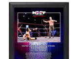 NXT: Great American Bash Dexter Lumis 15x17 Commemorative Limited Edition Plaque