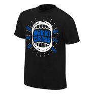 Nikki Cross Hehe Authentic T-Shirt