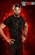 WWE 2K15 Seth Rollins