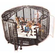 WWE Elimination Chamber Ring Set