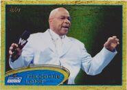 2012 WWE (Topps) Theodore Long 74