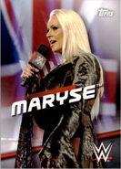 2016 WWE Divas Revolution Wrestling (Topps) Maryse 26