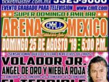 CMLL Domingos Arena Mexico (August 25, 2019)