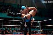 CMLL Lunes Arena Puebla 8