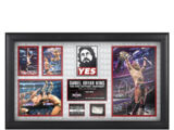 Daniel Bryan WrestleMania 30 Signed Commemorative Plaque