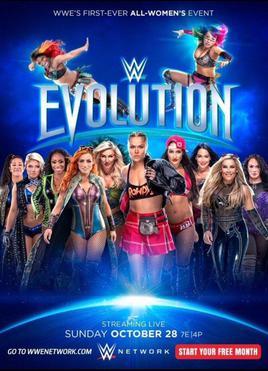 Evolution 2018 | Pro Wrestling | FANDOM powered by Wikia