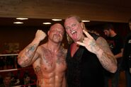 John ''Bad Bones'' Klinger & Gangrel