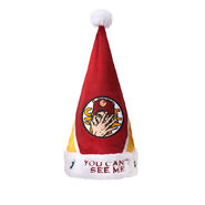 John Cena U Can't C Me Santa Hat