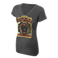 WrestleMania 34 Circus Vintage Women's T-Shirt