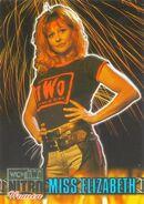 1999 WCW-nWo Nitro (Topps) Miss Elizabeth 56