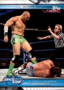 2019 WWE Road to WrestleMania Trading Cards (Topps) Mojo Rawley 72
