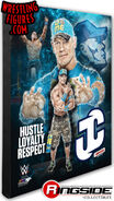 John Cena (Blue) - WWE 16x20 Canvas Print