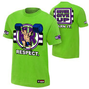 John Cena Cenation Respect Youth Authentic T-Shirt