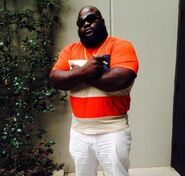 Mark Henry as Rick Ross