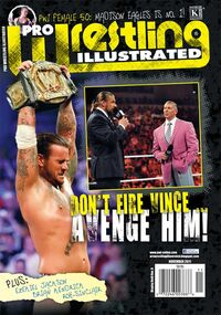 Pro Wrestling Illustrated - November 2011