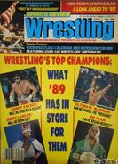 Sports Review Wrestling - February 1989