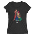 The Miz & Asuka MMC Photo Women's Tri-Blend T-Shirt